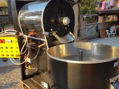 Tostatrice torrefattrice caffè nuova 30kg, Sarno, Salerno