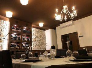 Elegante ristorante Roma Furio Camillo