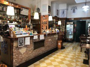 Attività di bar zona dentro porta a Bologna