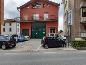 Palazzina con deposito e 2 immobili, Gavi, Alessandria