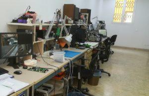 Laboratorio per riparazioni TV, audio HiFi, telefonia, Bologna