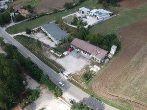 Terreno e capannone in vendita a Riccia, Campobasso
