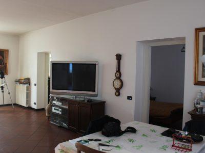 Appartamento semi indipendente di 200 mq, Como