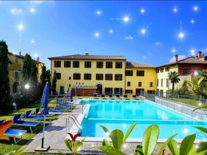 Residence Borgo di Gramugnana con piscina, Casciana Terme Lari, Pisa